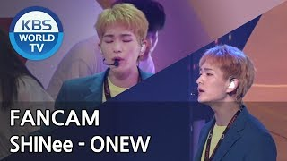 [FOCUSED] SHINee's ONEW  - Good Evening[Music Bank / 2018.06.01]