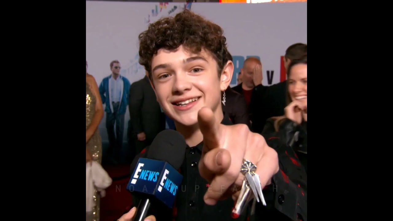 NOAH JUPE - He is the one who makes us...