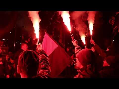 Moy gorod: Мой город Н: В Николаеве националисты прошли по центру города в честь памяти Героев Небесной Сотни