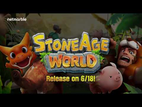 Available June 18th, 2020! | StoneAge World