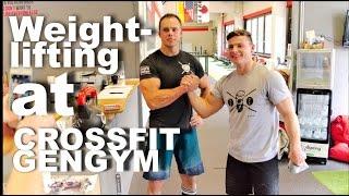 Video Training im CrossFit GENGYM//Weightlifting at CrossFit GENGYM download MP3, 3GP, MP4, WEBM, AVI, FLV September 2017