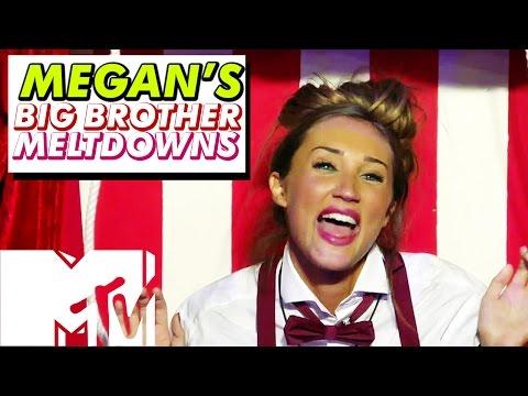 Megan McKenna's Big Brother Meltdowns  MTV
