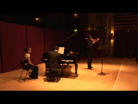 Trombone Recital - Part 1 Cavatine by Saint Saens