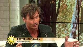 """Petter Stordalen: """"Jag hoppas mina barn ärver mer än bara pengar"""" - Nyhetsmorgon (TV4)"""