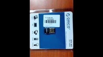 ORICO BTA-403 USB Bluetooth 4.0 Adapter Dongle