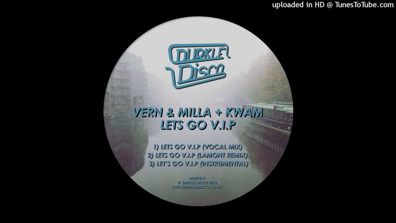 Vern & Milla - Let's Go VIP (Instrumental)