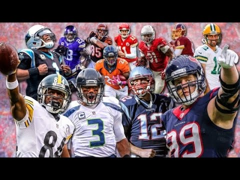 NFL 20162017 Season Hype  Centuries
