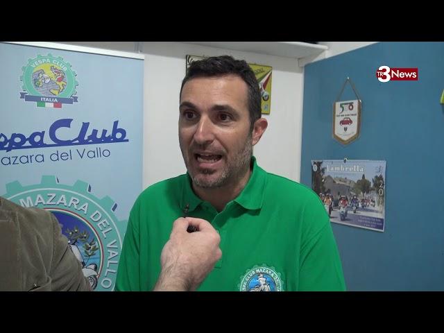 Inaugurata la nuova sede dell'Associazione Vespa Club Mazara del Vallo