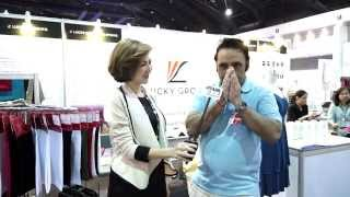 BIFF&BIL2014 Exhibitor Interview LUCKY SPINNING CO , LTD