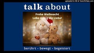 Frohe Weihnacht - Lebe mutig die Liebe! Von Christian Rieken