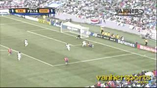 Honduras vs Costa Rica 1-1 (4-2 Penales) 18/06/11 Copa Oro 2011 RESUME COMPLETO