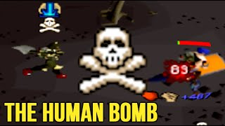 Runescape Sparc Mac's Human Bomb Adventures - OSRS STYLE!