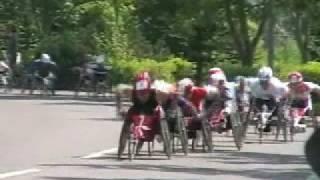 2007年 釧路湿原全国車いすマラソン