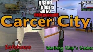 GTA Underground / Carcer City / Safehouse / Casino (Snapshot 3.2)