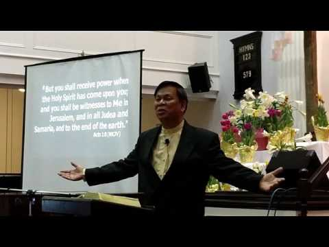 """Today's Message at CCJC: """"A Resurrection Message"""""""