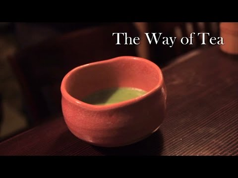 How to Brew A Really Good Cup of Tea: Traditional Japanese Ceremony