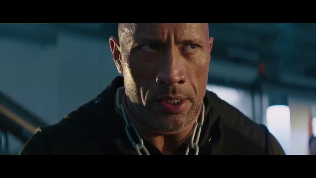 Hobbs Fast And Furious