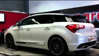 ::: o2programmation ::: Reprogrammation du moteur de la Citroën DS5 2012 hdi 163 152@181ch Paris