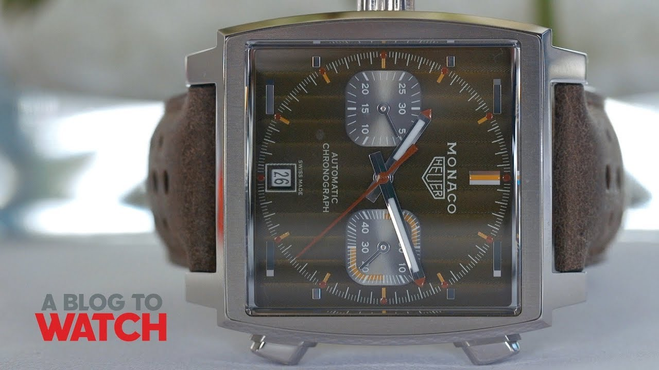 f7e5a63a392 Celebrating 50 Years of the TAG Heuer Monaco Watch at the 77th Monaco Grand  Prix   aBlogtoWatch