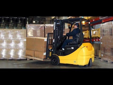 Truck Driver Salary >> Forklift operator Salary UAE - YouTube