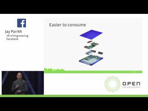 OCP Summit 2015 - Facebook News - Jay Parikh