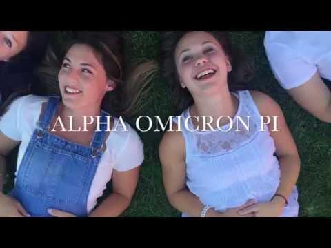 Alpha Omicron Pi at Montana State University