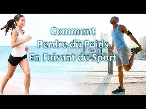 comment perdre du poids en faisant du sport youtube. Black Bedroom Furniture Sets. Home Design Ideas