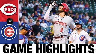 Reds vs. Cubs Game Highlights (9/7/21)