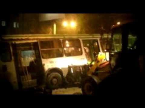 Страшные истории: Случай в автобусе