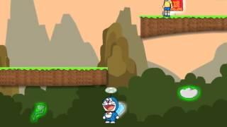 Doraemon Game Adventure (Дораэмон на двоих) - прохождение игры