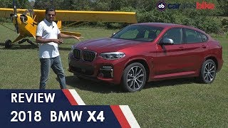 BMW X4 Review | NDTV carandbike