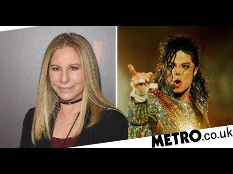 Barbra Streisand Michael Jackson Had 'Sexual Needs' Molestation Didn't Kill the Victims