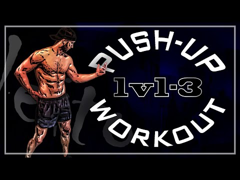 Push-ups workout level-3