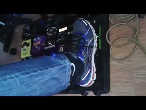 Custom SKB PS-45 Pedal Board Sound Demo