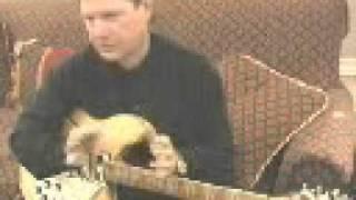Roger McGuinn - Guitar Lesson