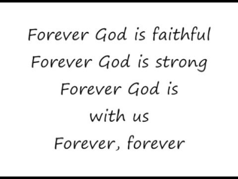 Forever - Chris Tomlin [lyrics]