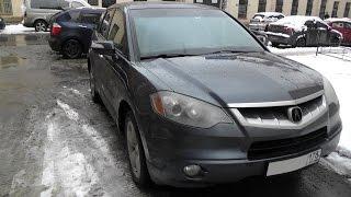 Выбираем б\у авто Acura RDX (бюджет 750-800тр)