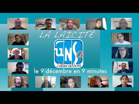 """La Laïcité : """"Le 9 décembre en 9 minutes"""""""