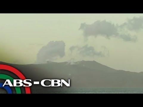 Mistulang Pananahimik Ng Taal Pinag-aaralan Ng Phivolcs | TV Patrol