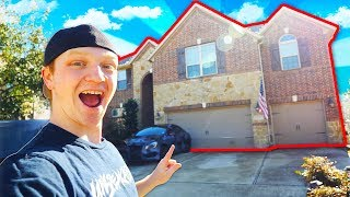 UNSPEAKABLE'S NEW HOUSE TOUR!