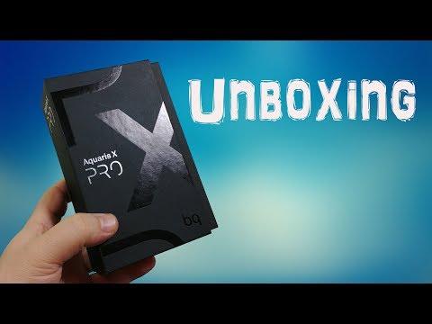 bq Aquaris X PRO - Unboxing em português da promessa espanhola!