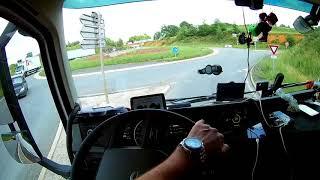 Как экономить топливо на тягаче?! Мой личный опыт. Volvo. Renault. DAF. IVECO. MAN.