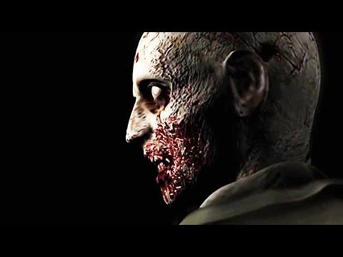 Таки СТРАШНО... [Resident Evil HD Remaster]