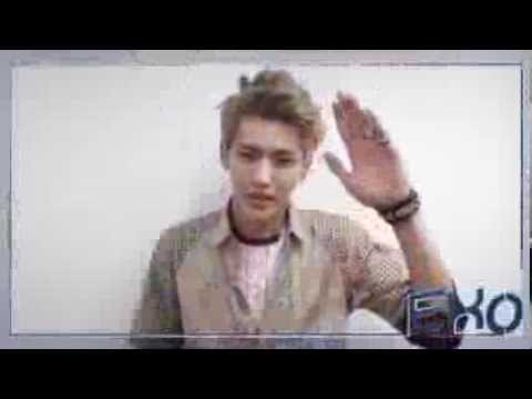 130819 EXO Dodol Morning Call - Kris (Eng Ver.)
