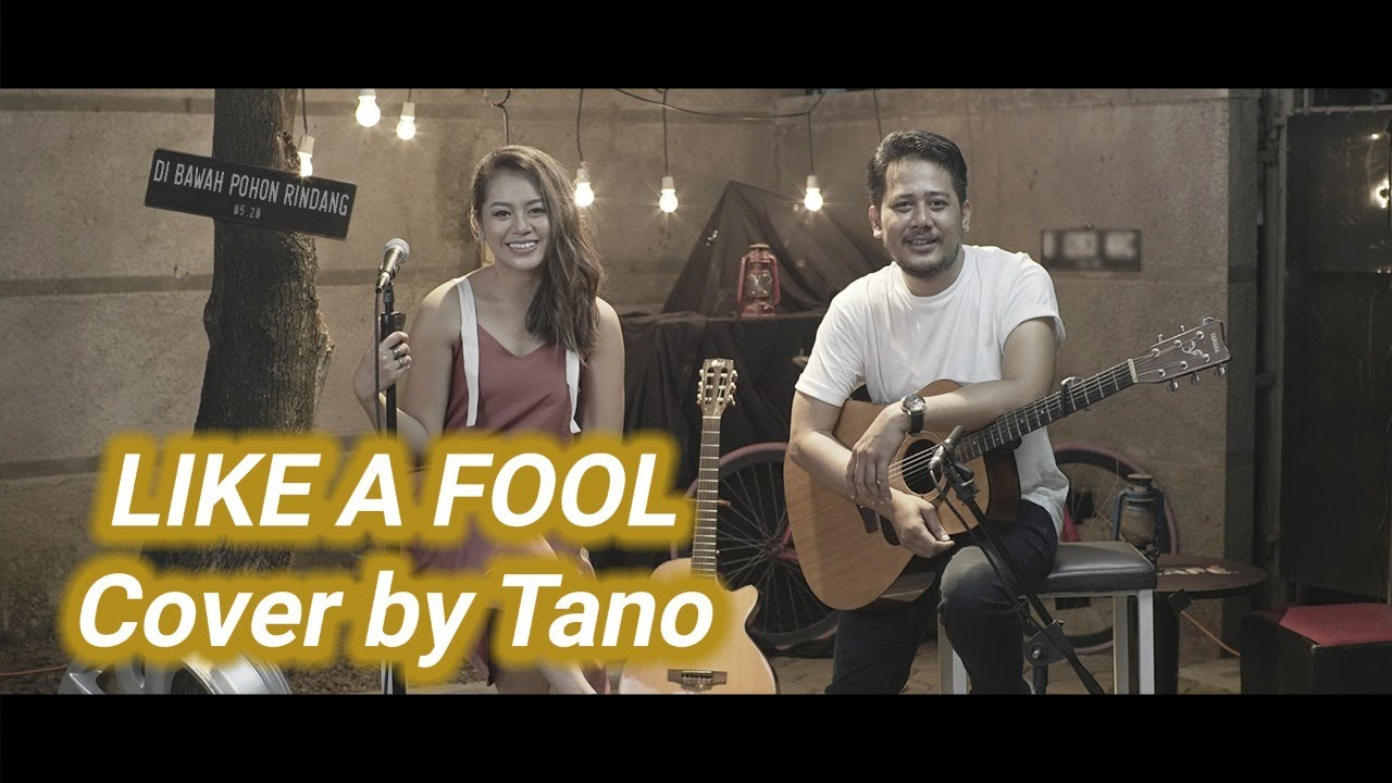 LIKE A FOOL - KEIRA KNIGHTLEY (LIVE ACOUSTIC COVER BY TANO)