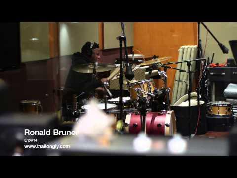 Bell Sound Sessions - Ronald Bruner 5/24/14