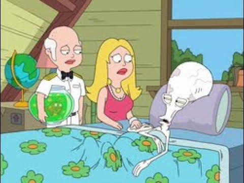 American Dad - Roger Is Dying