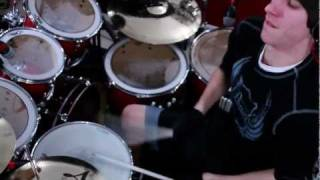 Skrillex - First Of The Year Cover - Drums Only (COOP3R COV3RS)
