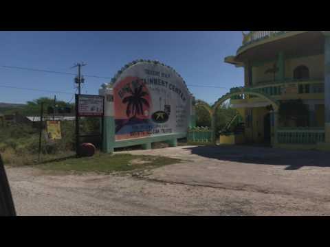 La Sirena Billy's Bay Treasure Beach St Elizabeth to Mandeville Manchester Jamaica January 14, 2017