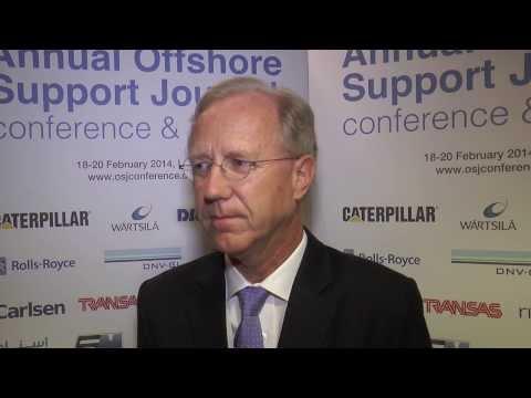 Geir Sjurseth, DVB Bank interviewed by David Foxwell Editor OSJ